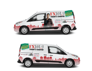 Promotional Vehicle Wraps