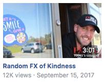 Facebook Video Campaign