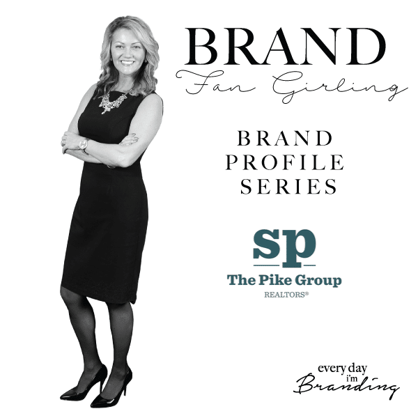Brand Fan Girling – Sandra Pike