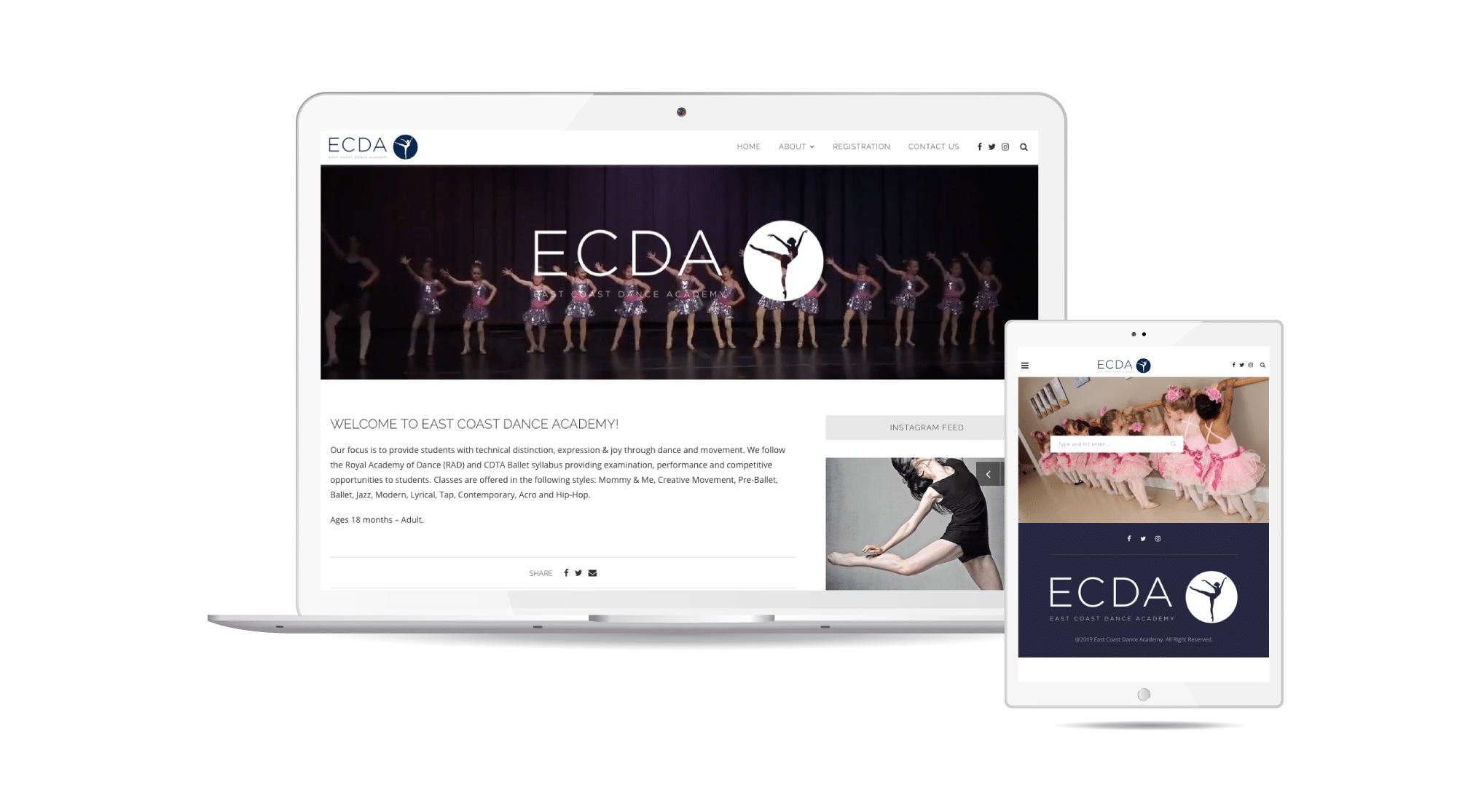 East Coast Dance Academy