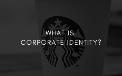 What is a Corporate Identity?